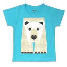 Mibo polar bear t-shirt