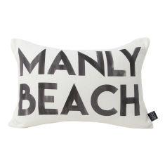 Manly Beach Cushion Cover