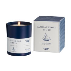 Sandalwood & Musk Gentleman's Candle