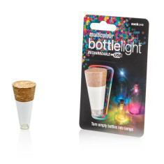 Suck UK multicolour LED bottle light