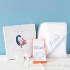 Mummy & Baby Boy Box