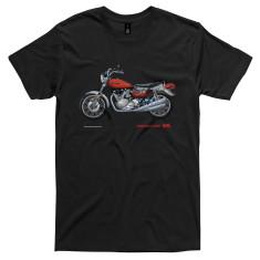 Kawasaki Z900 motorbike men's t-shirt