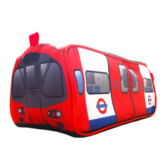 The Tube London wash bag
