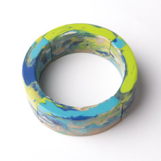 Atlantis Artisan Bangle