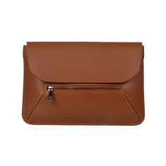 Olivia Tan Clutch Bag