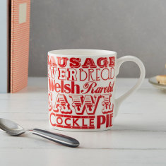 Welsh dinner mug
