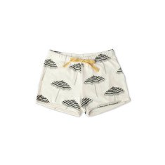 Beach brolly drawstring shorts
