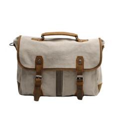 Casual Canvas Crossbody Bag