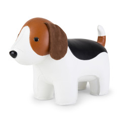 Zuny bookend classic beagle tan