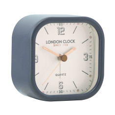 London Clock Company Flare Silent Alarm Clock