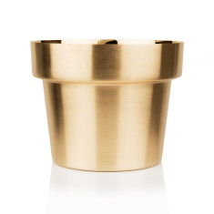 Brushed Flower Pot (Large)