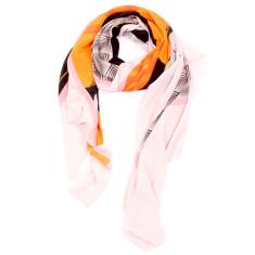 Da rocha silk scarf