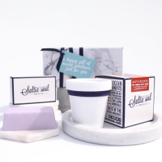 Scrub & Soap Gift Box