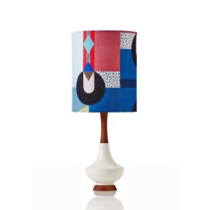 Electra small table lamp in After Dusk