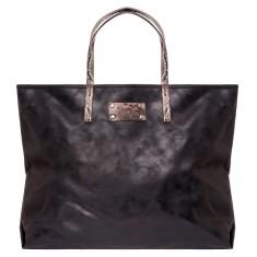 Californication vegan leather tote bag