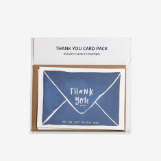 Mini thank you card pack - Envelope