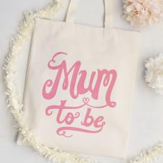 Mum To Be Tote Bag