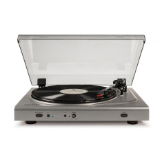Crosley T300 Bluetooth Ready Turntable - Silver