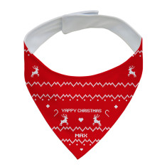Scandi Christmas neckerchief