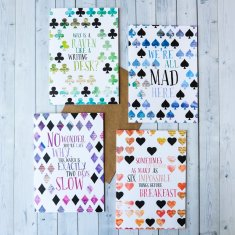 Alice In Wonderland Card Pack