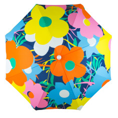 Pop Petal Beach Umbrella