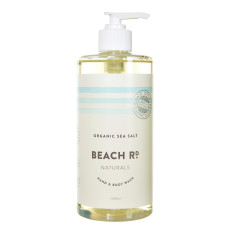 Organic Sea Salt hand & body wash