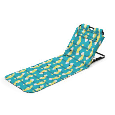 Galah outdoor fold-out beach chair