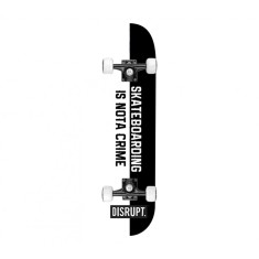 Skateboarding not a crime Skateboard deck
