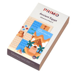 Primo Toys Adventure Pack Map And Story Book - Ancient Egypt