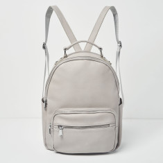 On My Own Vegan Leather Backpack (Various Colours)