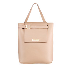Bucket Bag In Nude