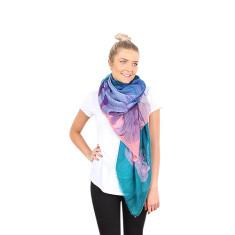 Allene wool scarf