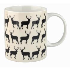 Kissing Stags Coffee or Tea Mug