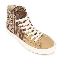 Desert Nomad High Top Sneakers