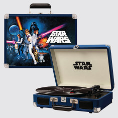 Limited Edition Crosley Star Wars Classic Turntable