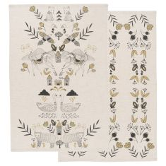 Wild Tale Tea Towel (set of 2)