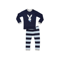 Navy Rabbit Pj