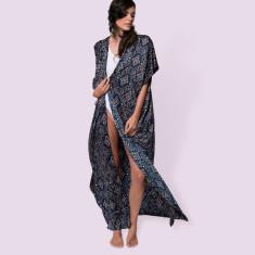 Sahara Long Kimono