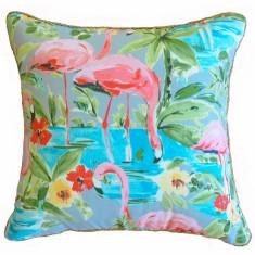Flamingo Indoor or Outdoor Cushion