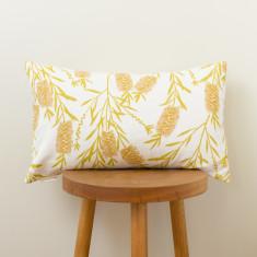 Fennel Bottlebrush Rectangle cushion cover