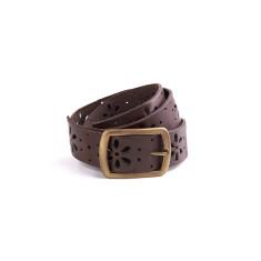 Bella belt in brown