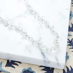Moonstone Aarti Necklace