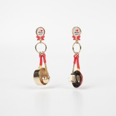 Little cook earrings