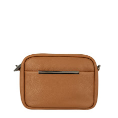 The Cult leather bag in tan