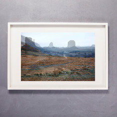 Desert in Colour Photographic Print