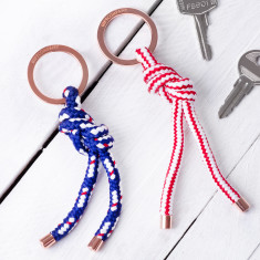 Sailor Knot Key ring