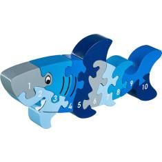 Shark Jigsaw 1-10