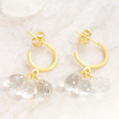 Nadia Hoop Earrings