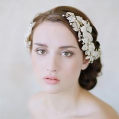 Classy Bride hair comb