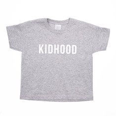 Kidhood Children's T Shirt